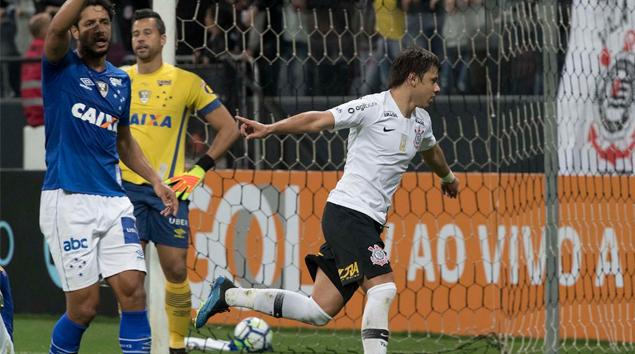 Gols - Corinthians 2x0 Cruzeiro - Brasileirão 2018