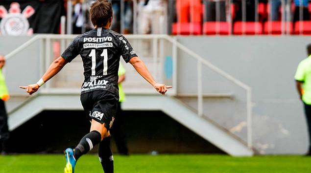 Gols - Vasco 1x4 Corinthians - Brasileirão 2018