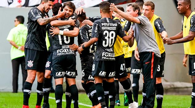 Melhores Momentos - Vasco 1x4 Corinthians - Brasileirão 2018