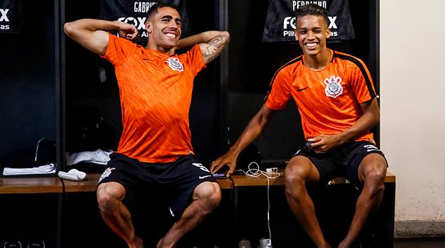 Bastidores - Vasco 1x4 Corinthians - Brasileirão 2018