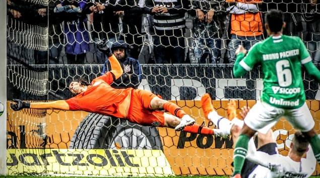 Melhores Momentos - Corinthians 1x0 Chapecoense - Quartas de Final Copa do Brasil