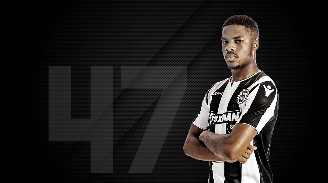 Chuba Akpom on PAOK TV