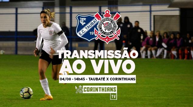 Taubaté x Corinthians - Paulistão Feminino 2018