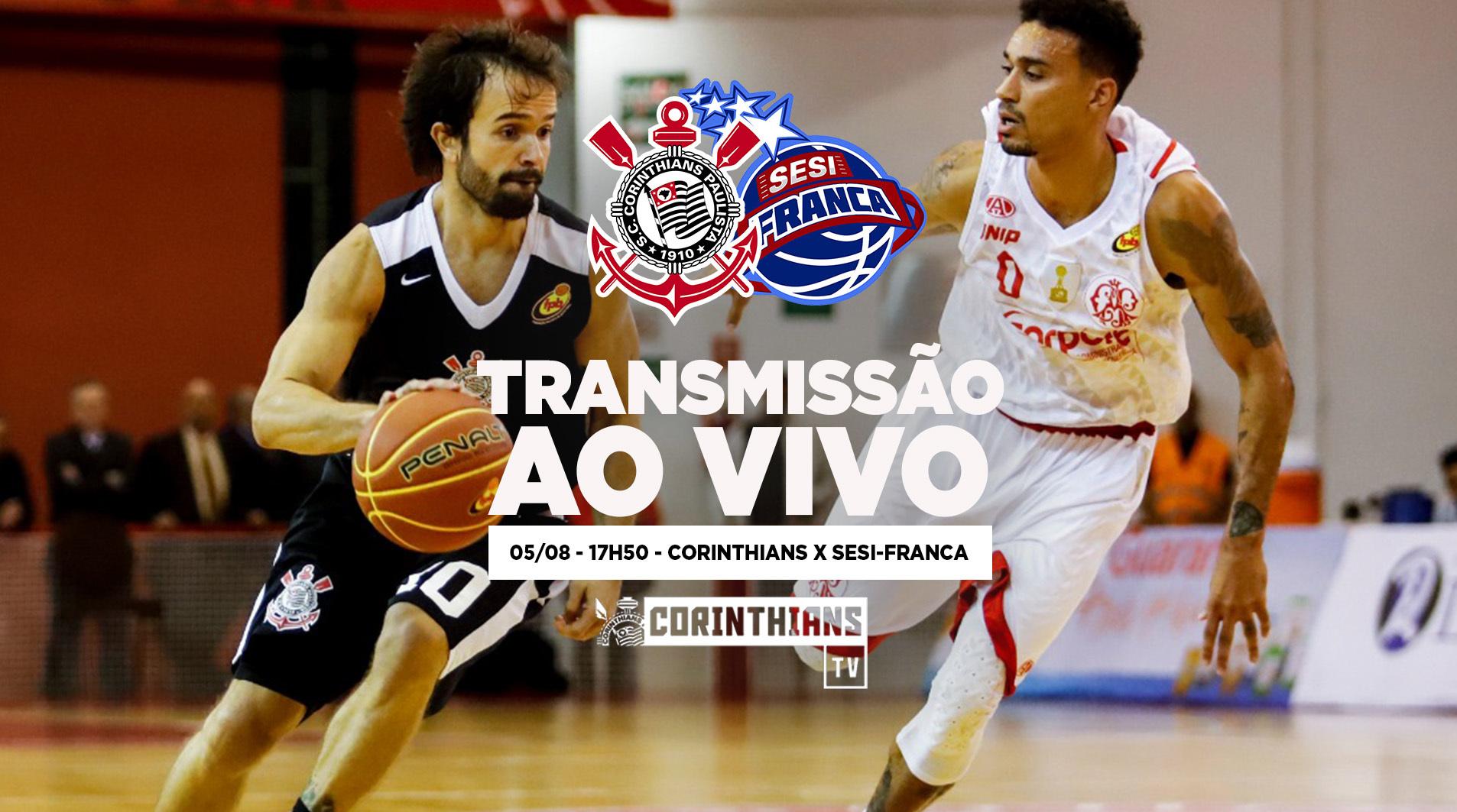 Corinthians x Franca - Campeonato Paulista de Basquete 2018