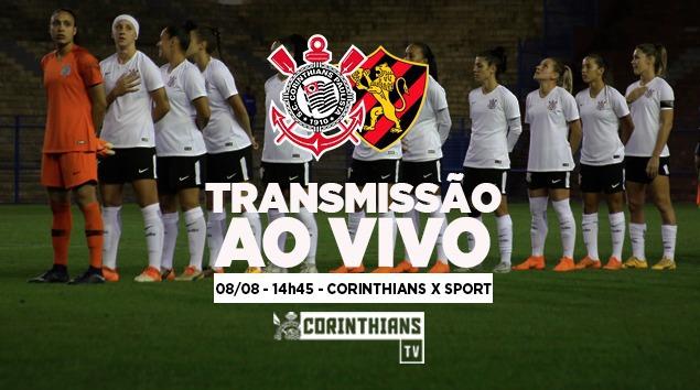 Corinthians x Sport - Brasileirão Feminino 2018