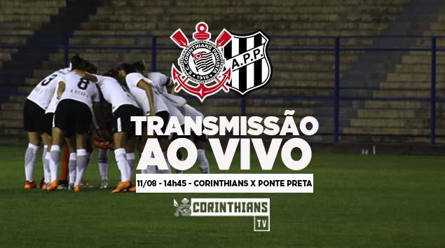 Corinthians x Ponte Preta - Campeonato Paulista Feminino 2018