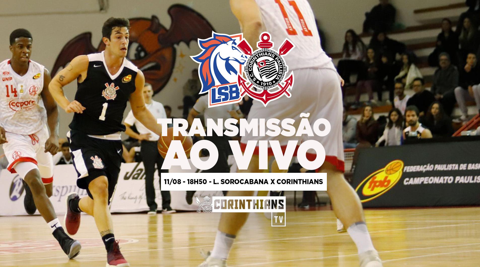Liga Sorocabana x Corinthians - Campeonato Paulista de Basquete 2018