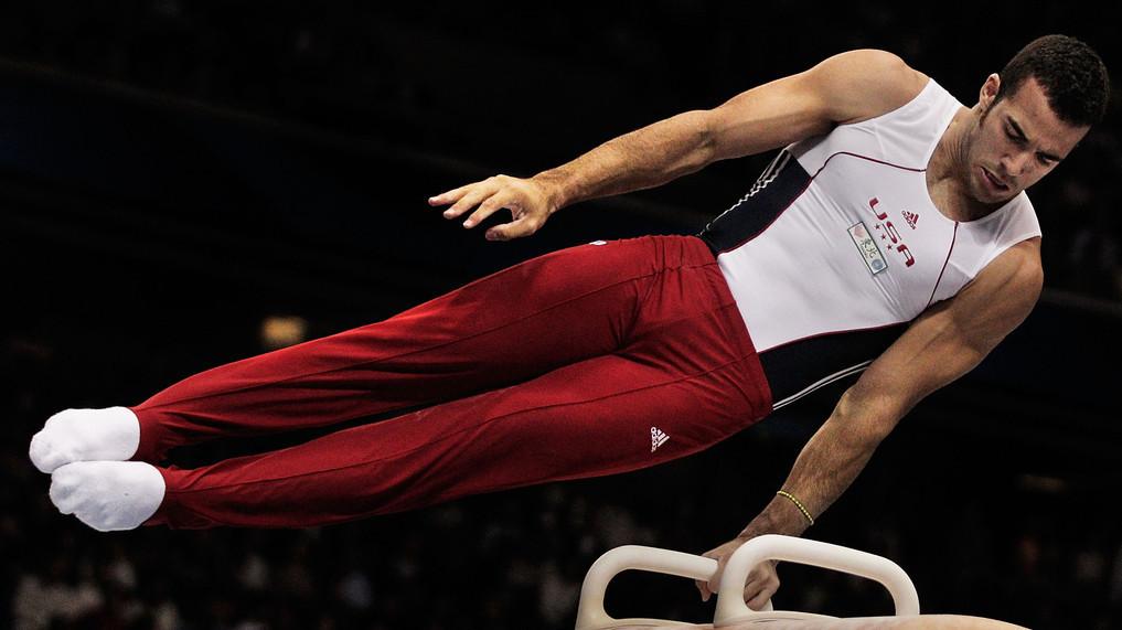 B! 2018 European Men's Artistic Gymnastics Championships Liv