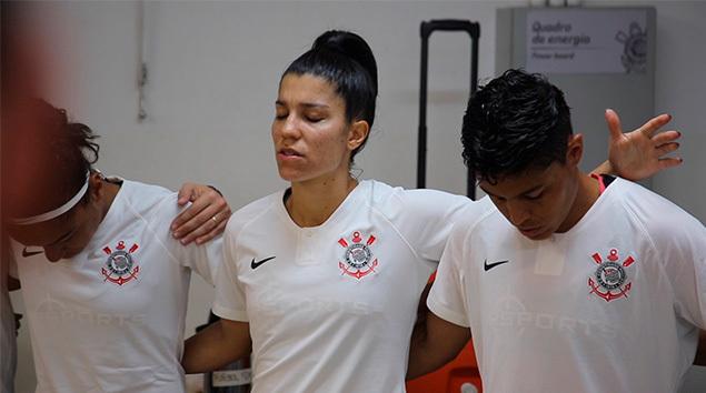 Bastidores e gols  - Corinthians 3x1 Sport - Brasileirão Feminino 2018