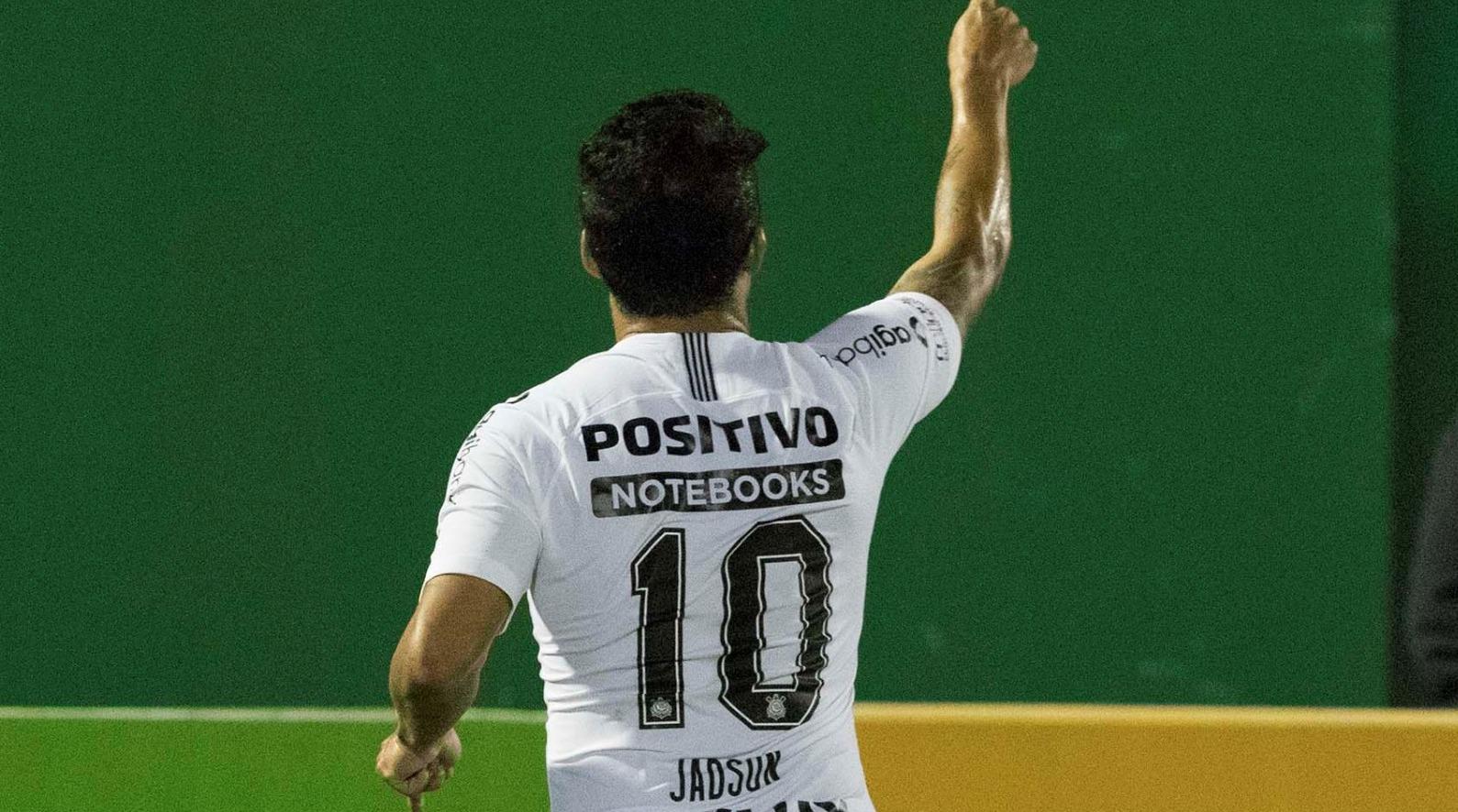 Gol - Chapecoense 0x1 Corinthians - Copa do Brasil 2018
