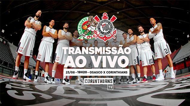 Osasco x Corinthians - Paulistão de Basquete 2018