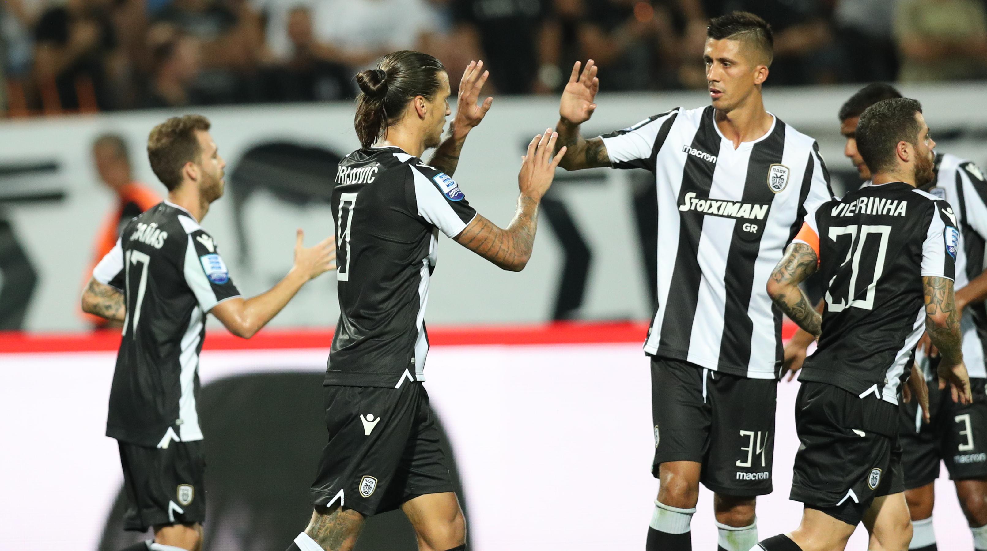 PAOK-Asteras Tripolis 1-0