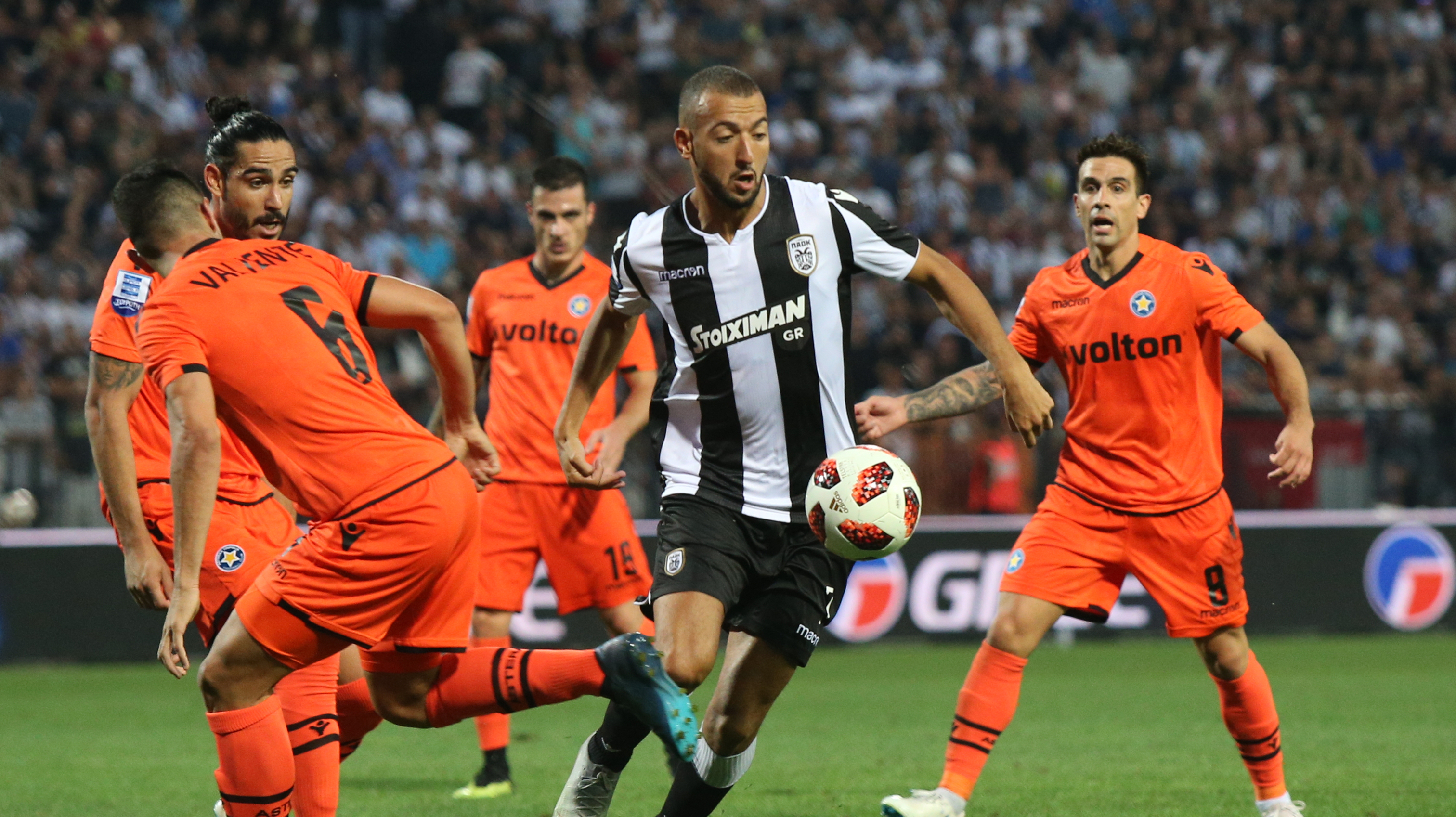 PAOK – Asteras Tripolis: Highlights