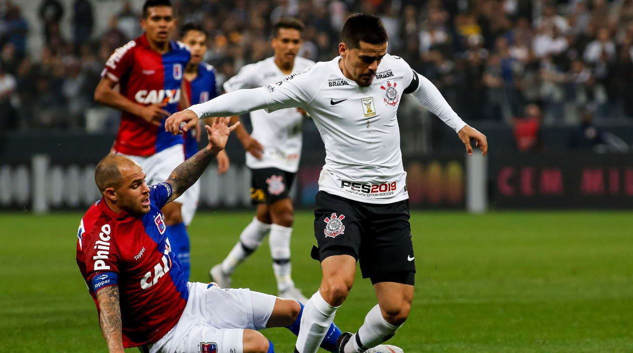 Melhores Momentos - Corinthians 1x0 Paraná - Brasileirão 2018