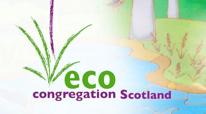 Eco-Congregation Scotland  - REV DAVID J
