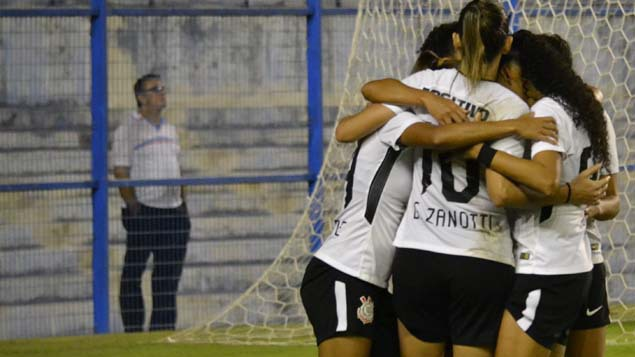 Bastidores e gols - Ponte Preta 0x3 Corinthians - Paulistão Feminino 2018