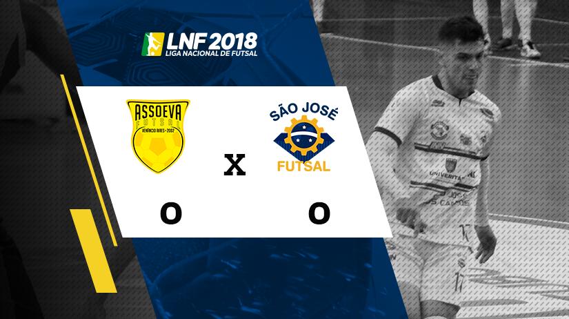 Assoeva vs São José
