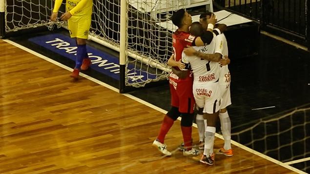 Melhores Momentos - Corinthians 2x0 Horizonte - Copa do Brasil de Futsal