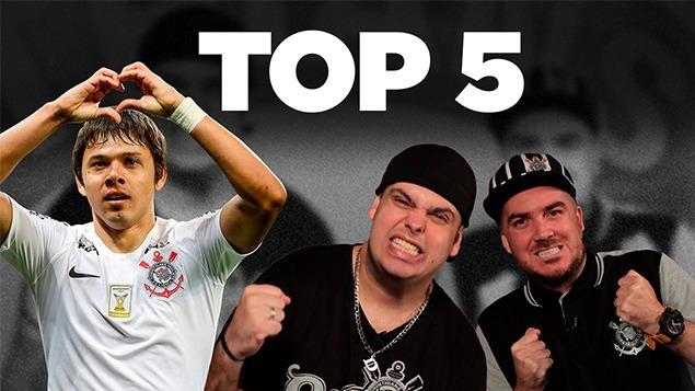 TOP 5 Vilinha: Gols de voleio