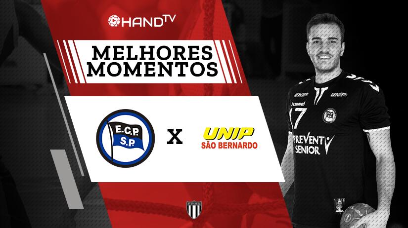 Melhores momentos de Pinheiros vs São Bernardo | Taça Estado de São Paulo | Masculino