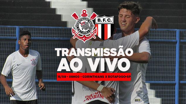 Corinthians x Botafogo-SP - Paulistão Sub-15