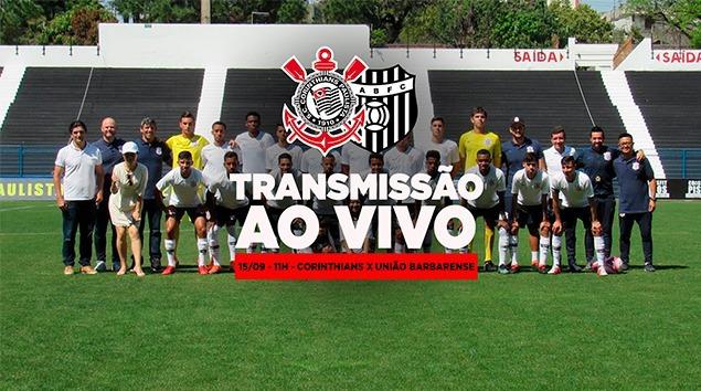 Corinthians x União Barbarense - Paulistão Sub-17