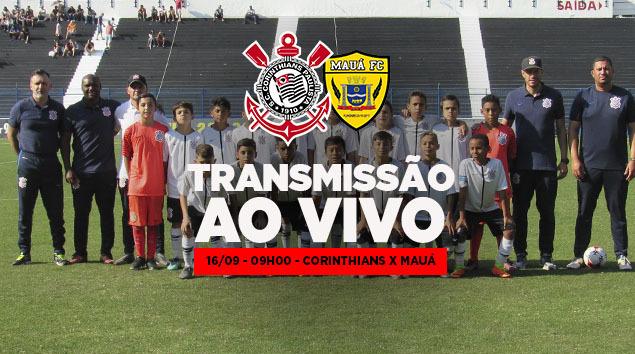 Corinthians x Mauá Futebol - Paulistão Sub-11