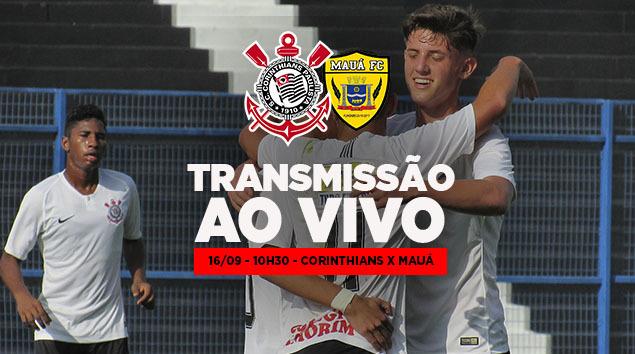 Corinthians x Mauá Futebol - Paulistão Sub-13