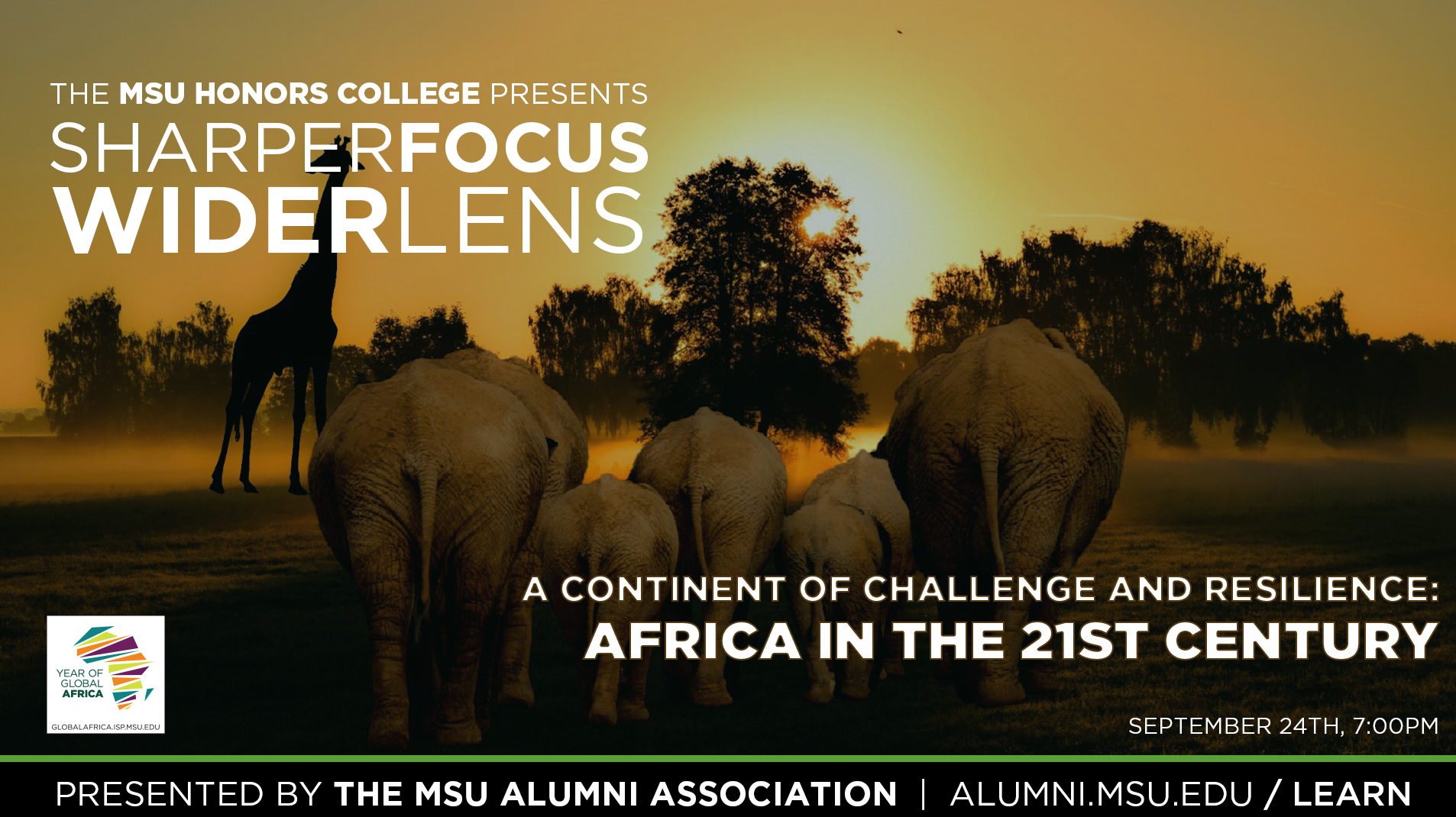 livestream cover image for SFWL | A Continent of Challenge and Resilience: Africa in the 21st Century