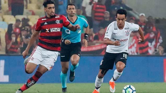 Melhores Momentos - Flamengo 0x0 Corinthians - Copa do Brasil 2018