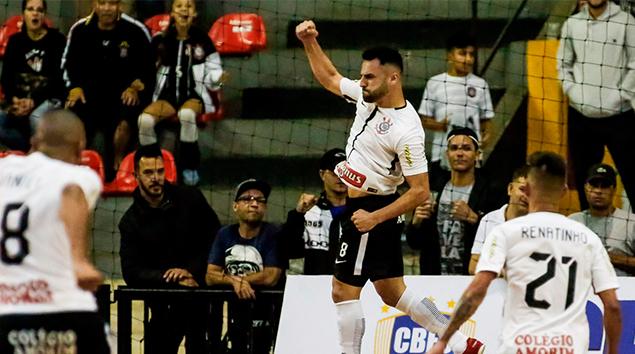 Melhores momentos - Corinthians 2x2 São José - LNF 2018
