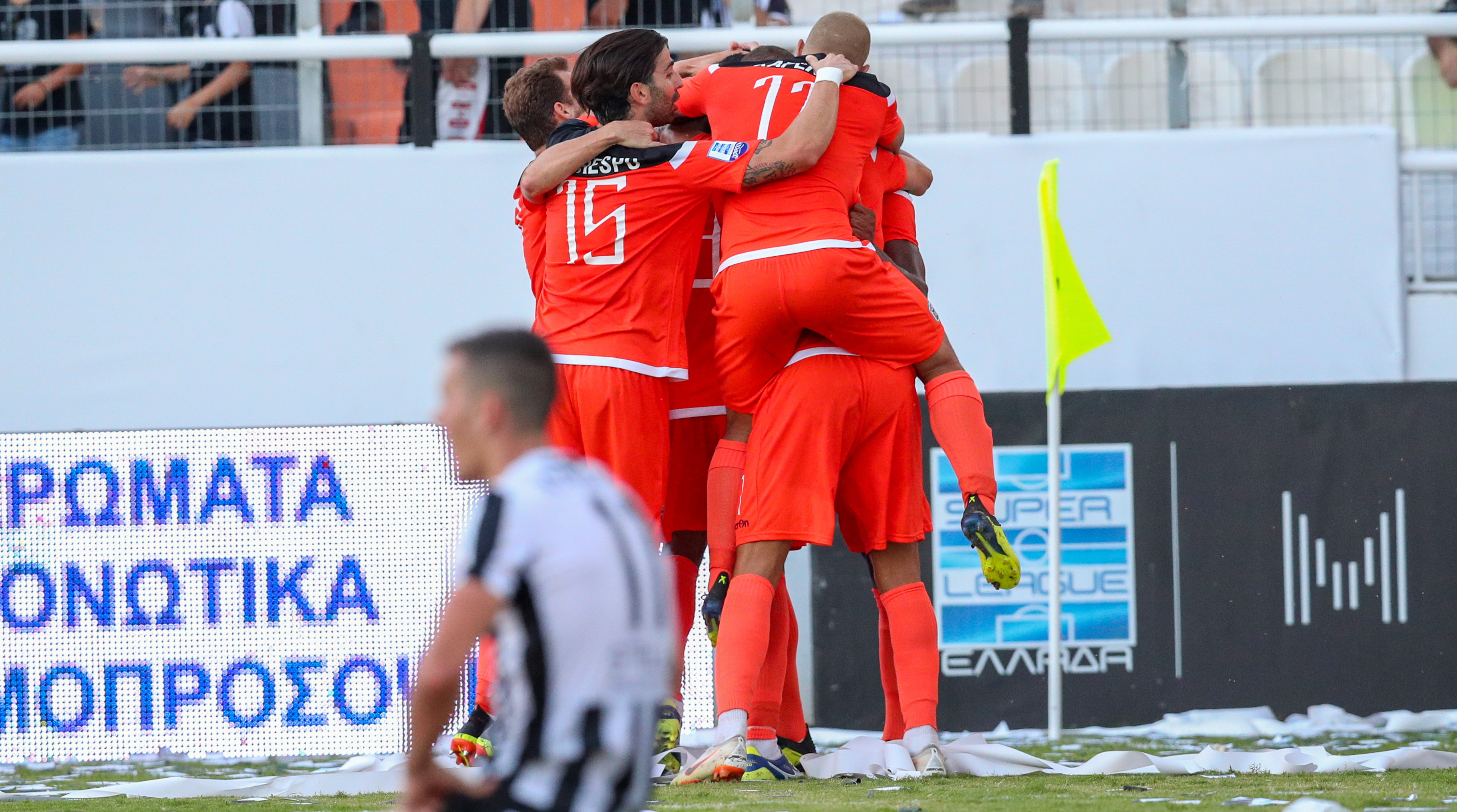 OFI Crete – PAOK: Highlights