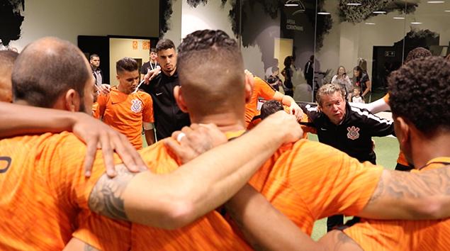 Bastidores - Corinthians 2x1 Sport - Brasileirão 2018