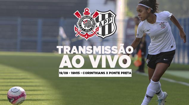 Corinthians x Ponte Preta - Brasileirão Feminino 2018