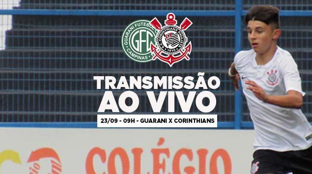 Guarani x Corinthians - Paulistão Sub-15 2018