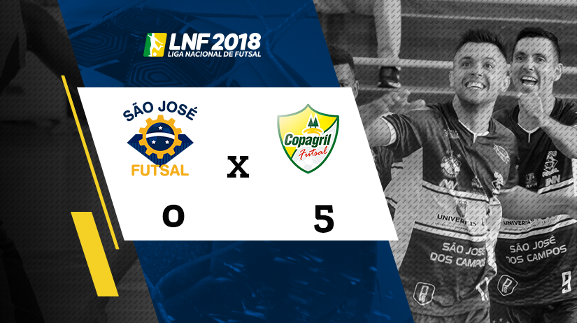 São José vs Copagril