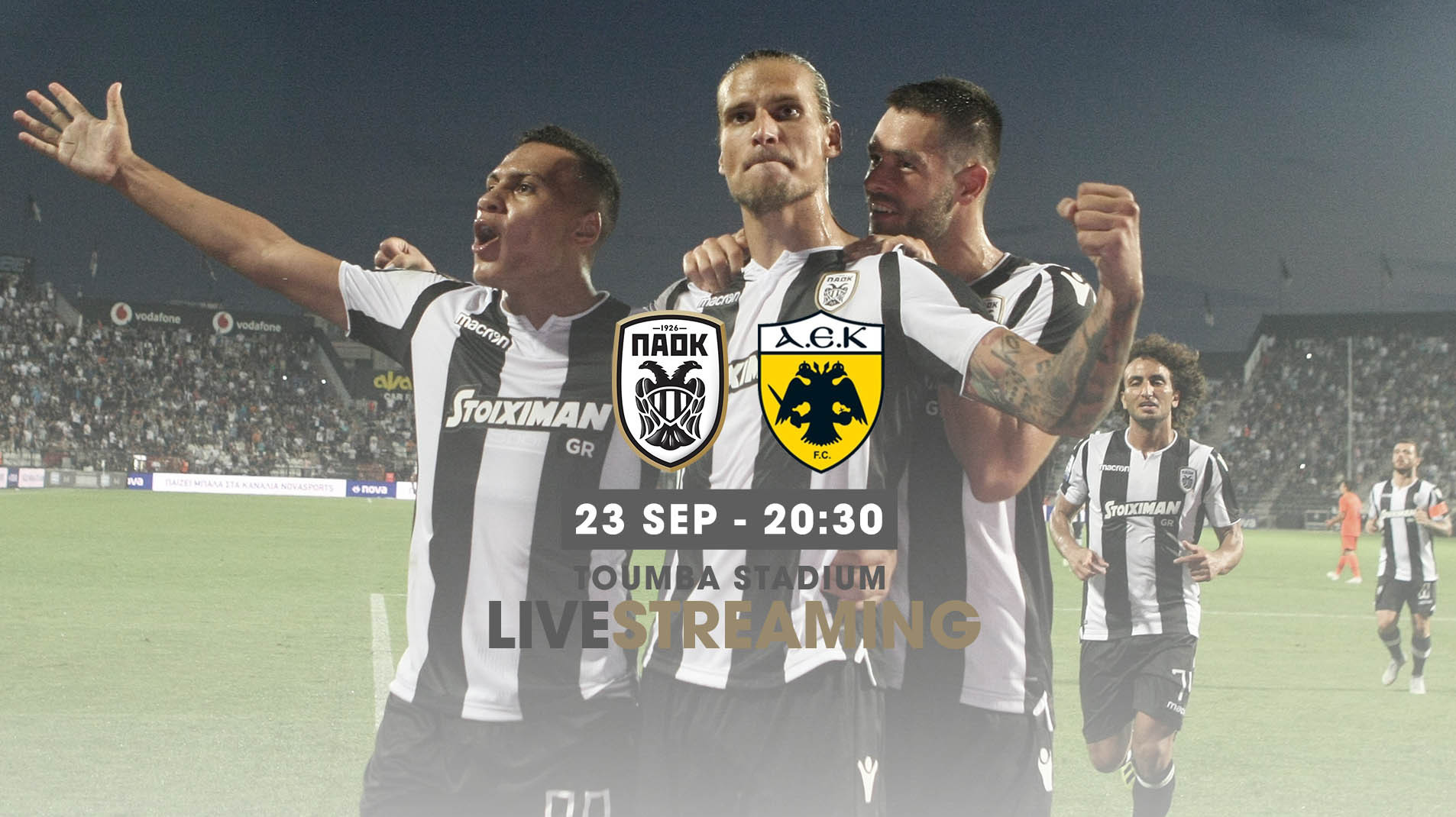 PAOK FC-AEK FC [live]