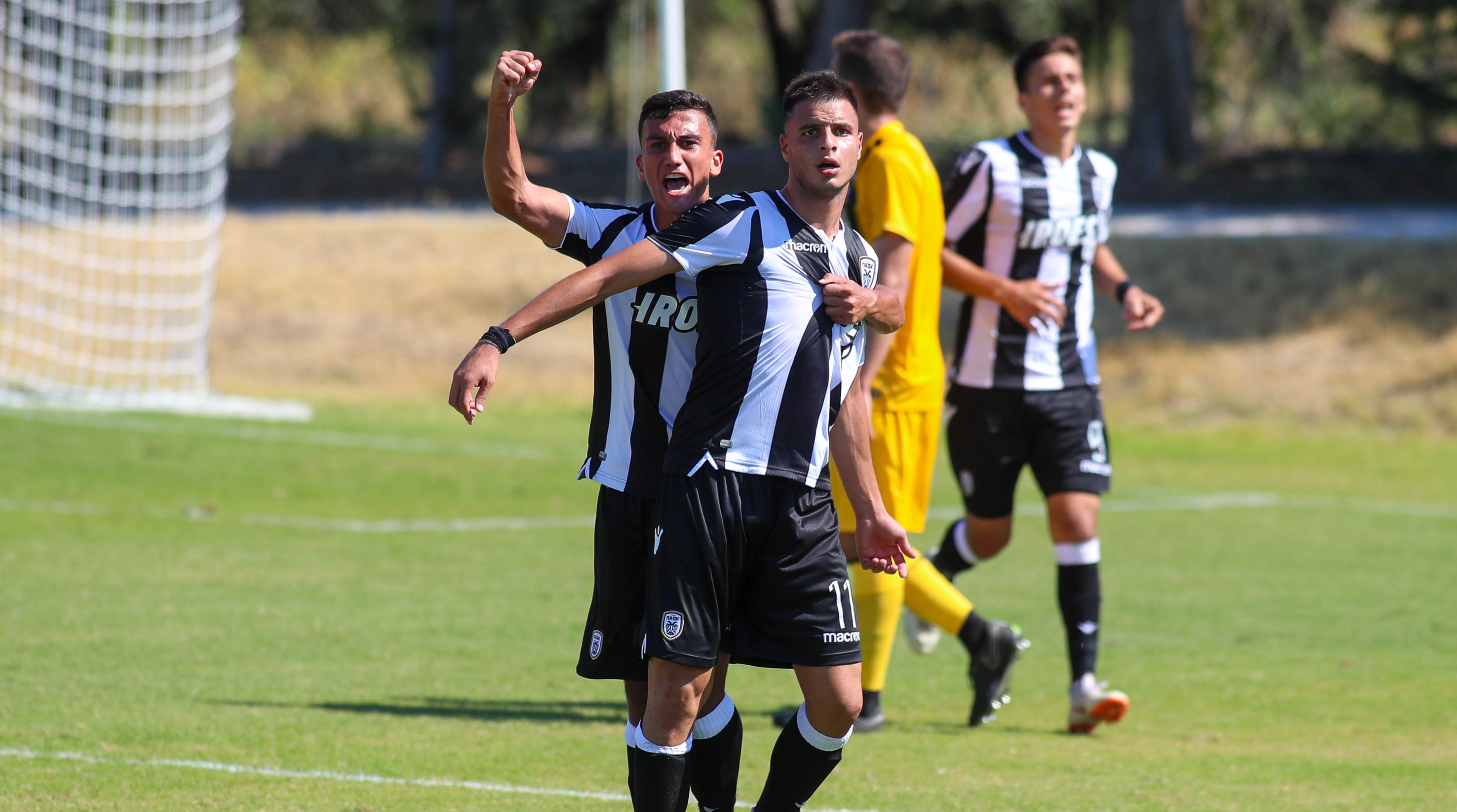 PAOK U19 – AEK Athens U19: Highlights