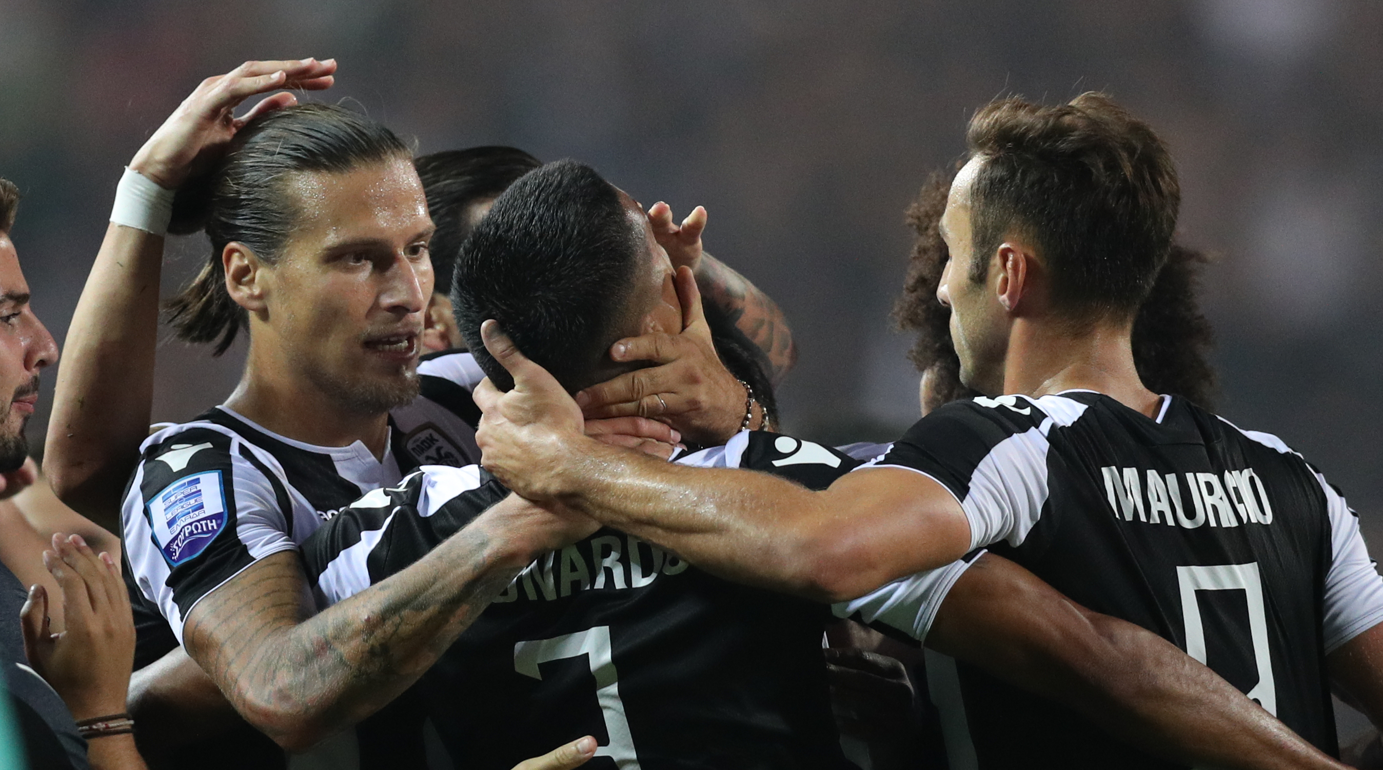 PAOK – AEK Athens: Highlights