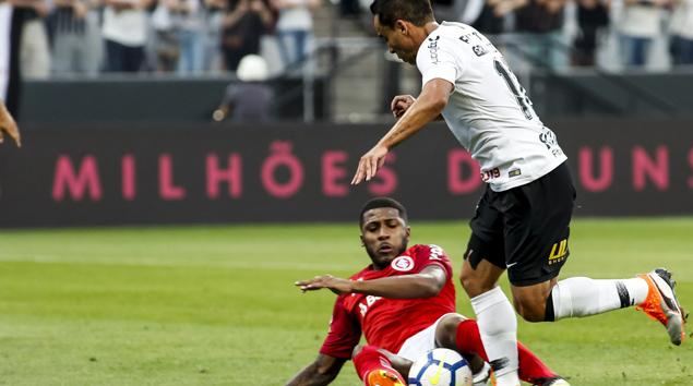 Melhores Momentos - Corinthians 1x1 Internacional - Brasileirão 2018