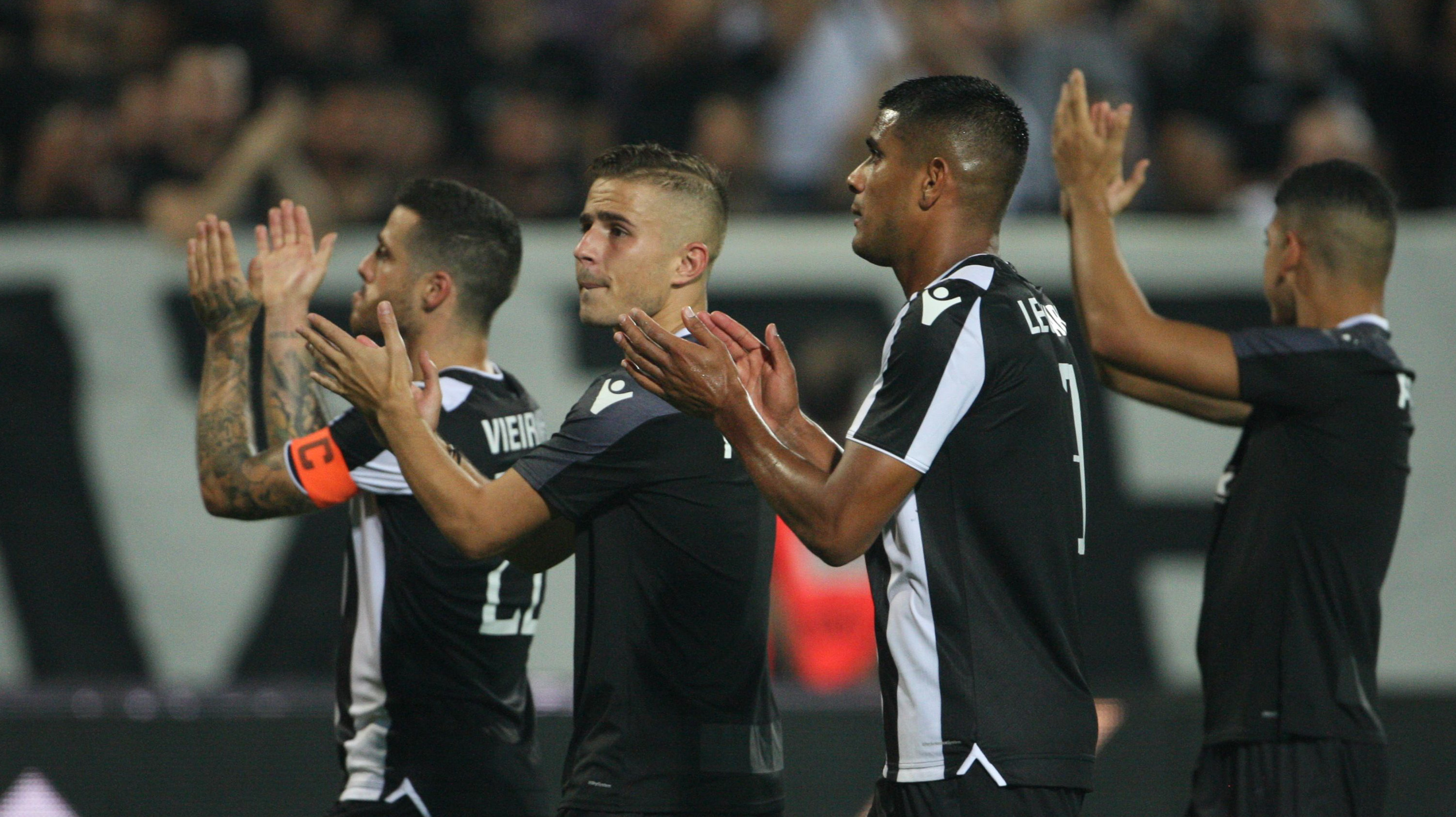 PAOK – AEK Athens: Backstage camera