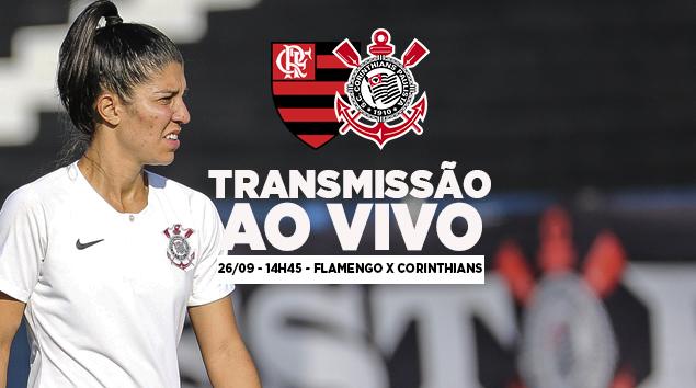 Flamengo x Corinthians - Brasileirão Feminino