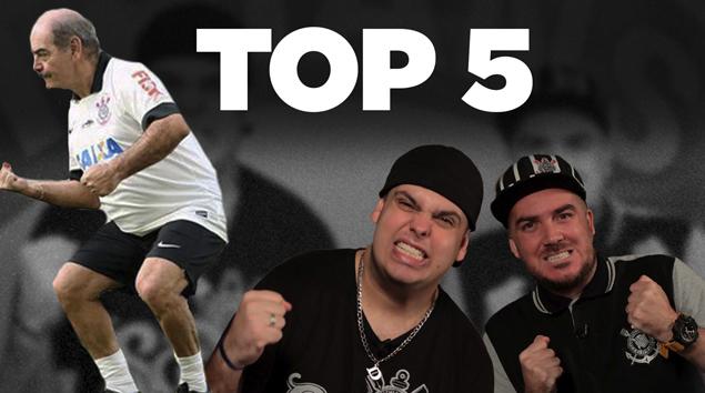 TOP 5 Vilinha - 150 jogos da Arena
