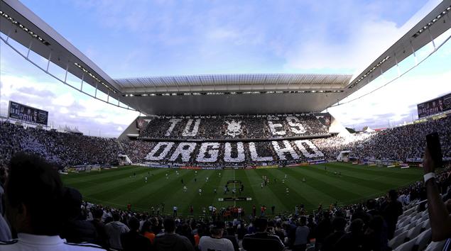 Arena Corinthians - 150 jogos