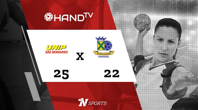 Final Four - Adulto Feminino: Definição de 3º e 4º lugar - São Bernardo vs Santo André