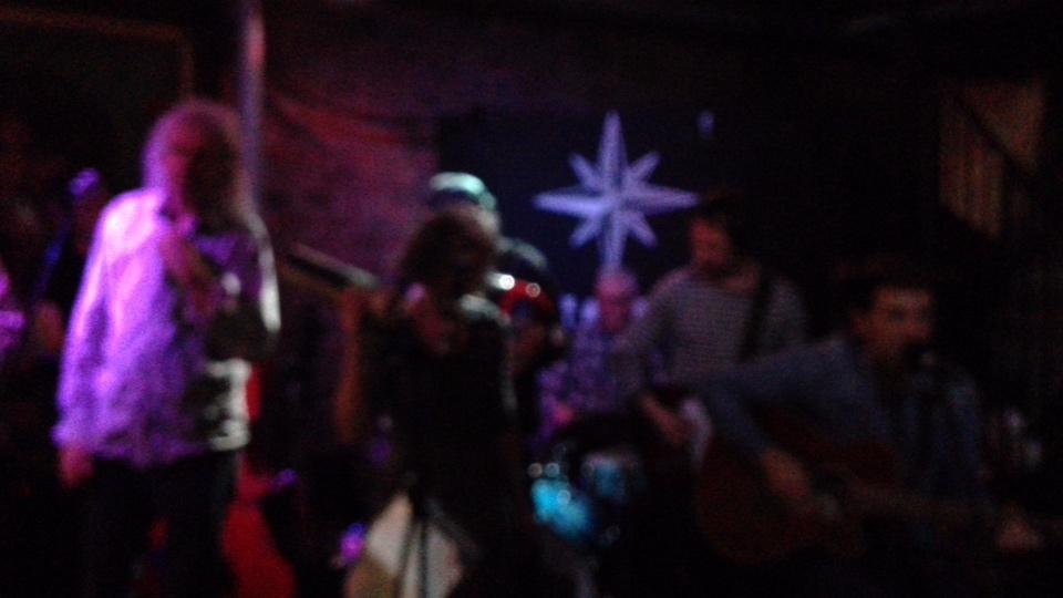 Carlton Jug band at the Cluth