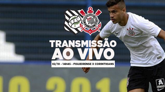 Figueirense x Corinthians - Copa do Brasil Sub-17