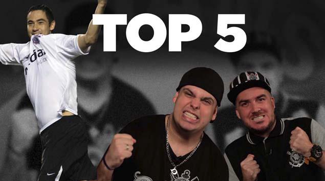 TOP 5 Vilinha - Gols de zagueiro