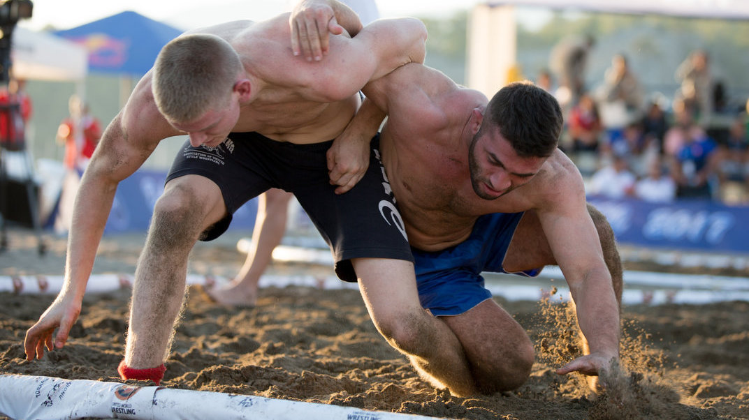 Beach wrestling galleries 7