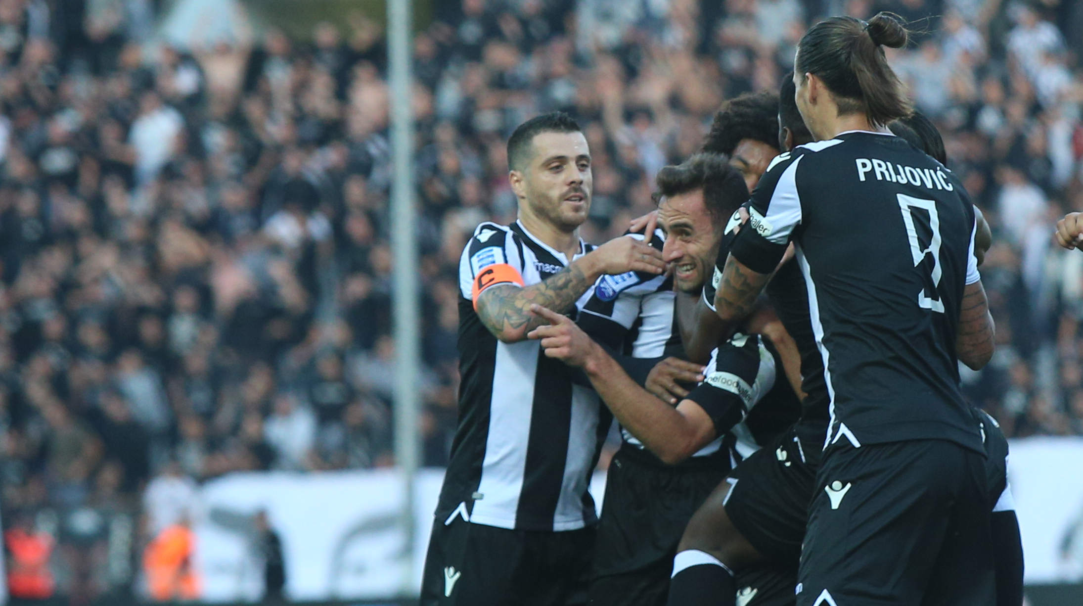 PAOK-Apollon Smyrnis 2-0